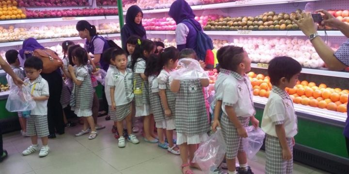 Montensori School Visit